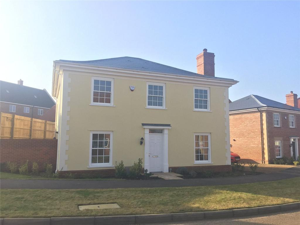 4 Bedrooms Detached House for sale in Plot 11 Staithe Place, Fakenham Road, Wells-next-the-Sea, Norfolk, NR23
