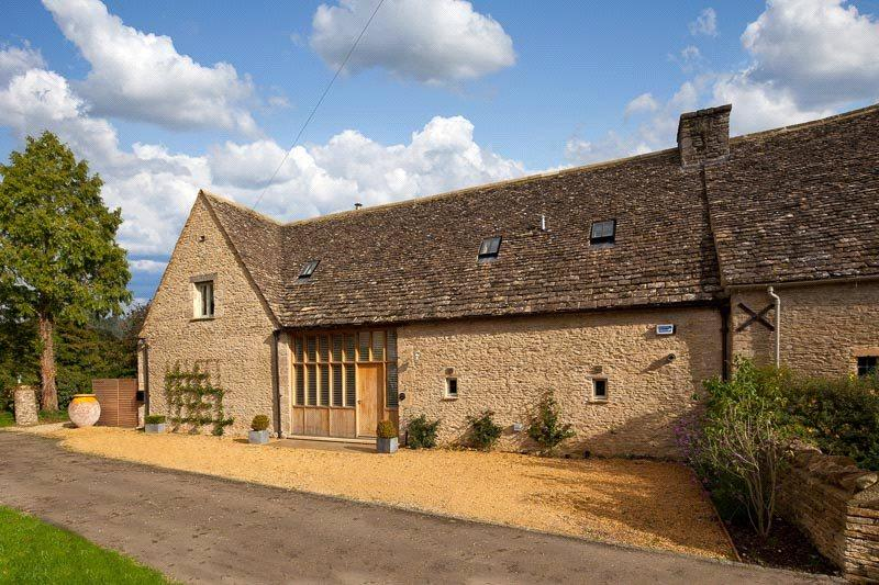 4 Bedrooms Semi Detached House for sale in Holwell, Burford, Oxfordshire, OX18