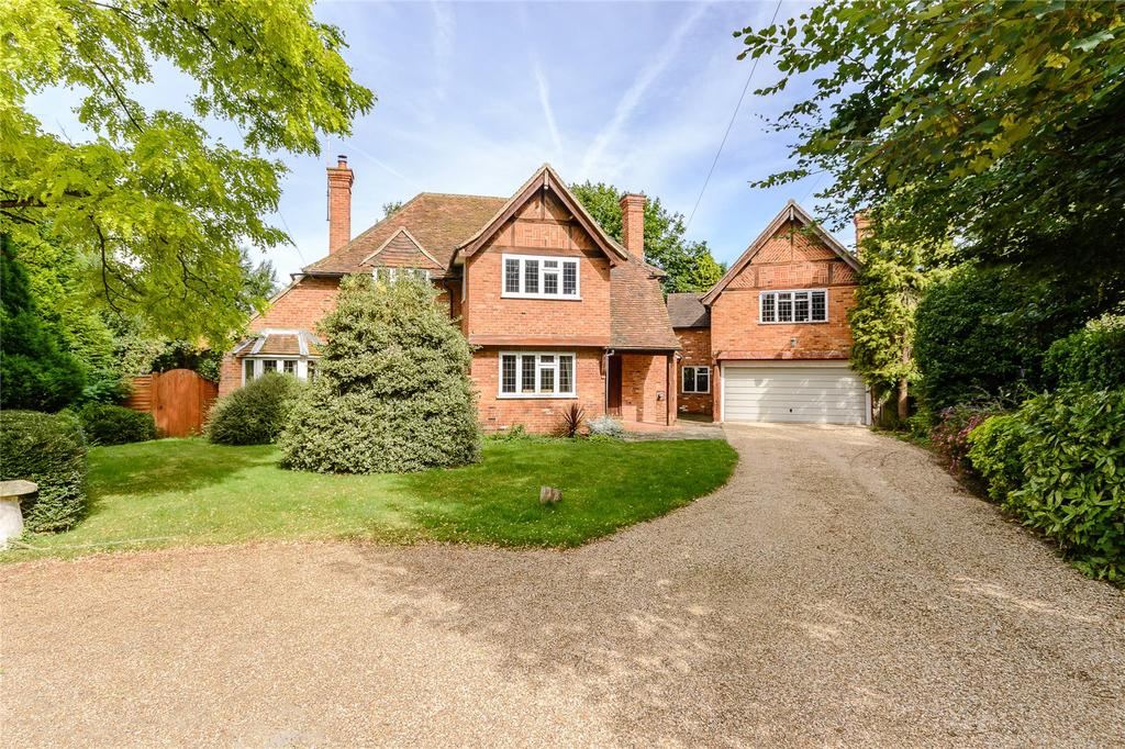 5 Bedrooms Detached House for sale in Prospect Place, High Street, Hurley, Maidenhead, SL6