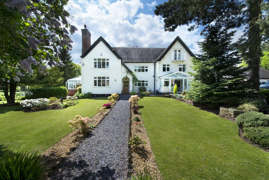 6 Bedrooms Detached House for sale in Church Hill, Weeford