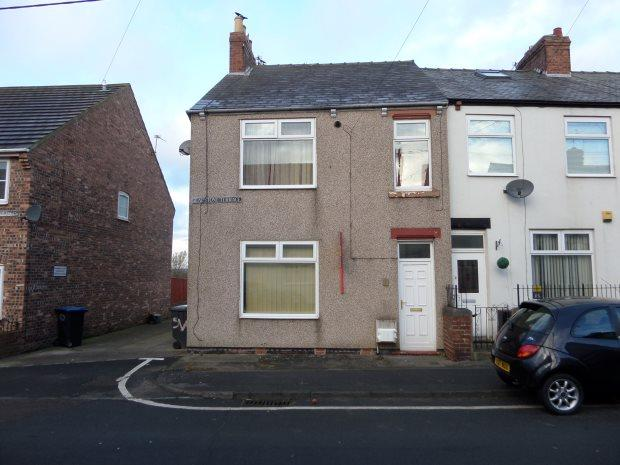 3 Bedrooms Terraced House for sale in GLADSTONE TERRACE, COXHOE, DURHAM CITY : VILLAGES EAST OF