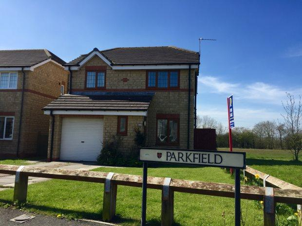 3 Bedrooms Detached House for sale in PARKFIELD, COXHOE, DURHAM CITY : VILLAGES EAST OF