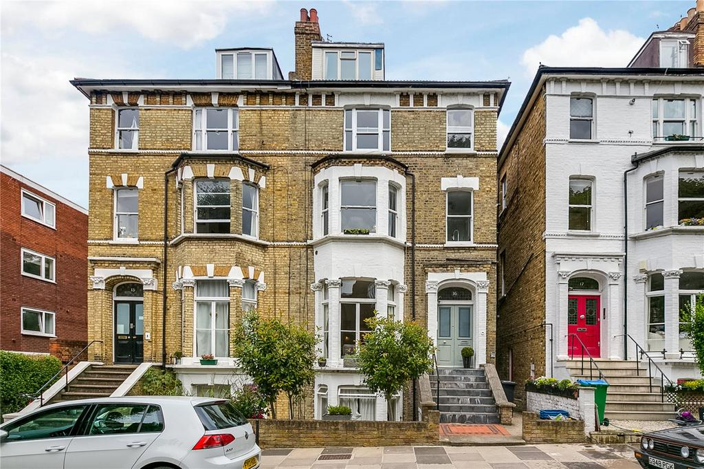 2 Bedrooms Flat for sale in Cardigan Road, Richmond, Surrey
