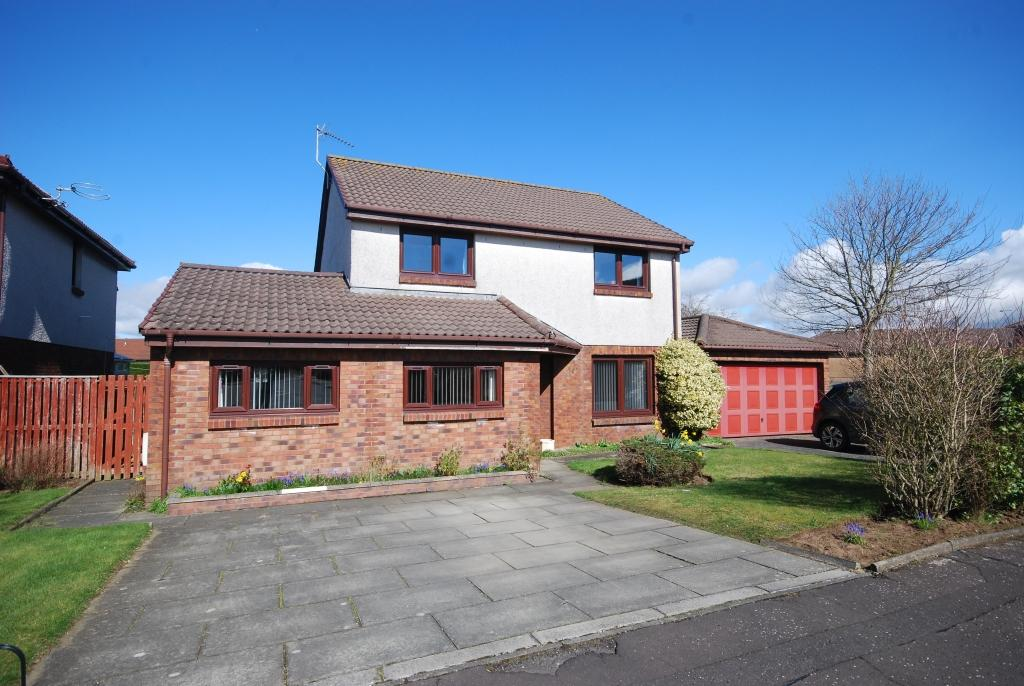 5 Bedrooms Detached Villa House for sale in 25 Calder Avenue, Troon, KA10 7JT