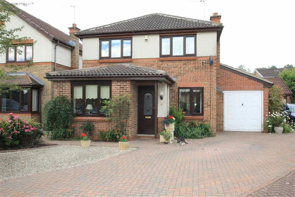 4 Bedrooms Detached House for sale in Clover Court, Newton Aycliffe, County Durham