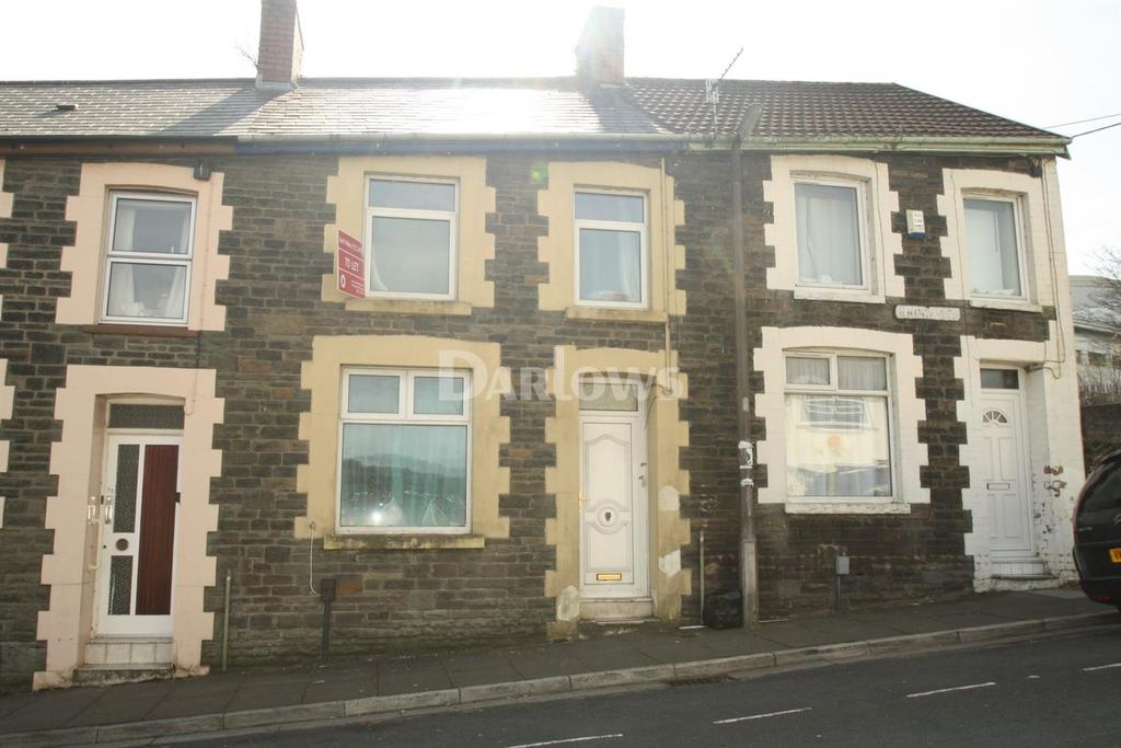 3 Bedrooms Terraced House for sale in BROOK STREET TREFOREST