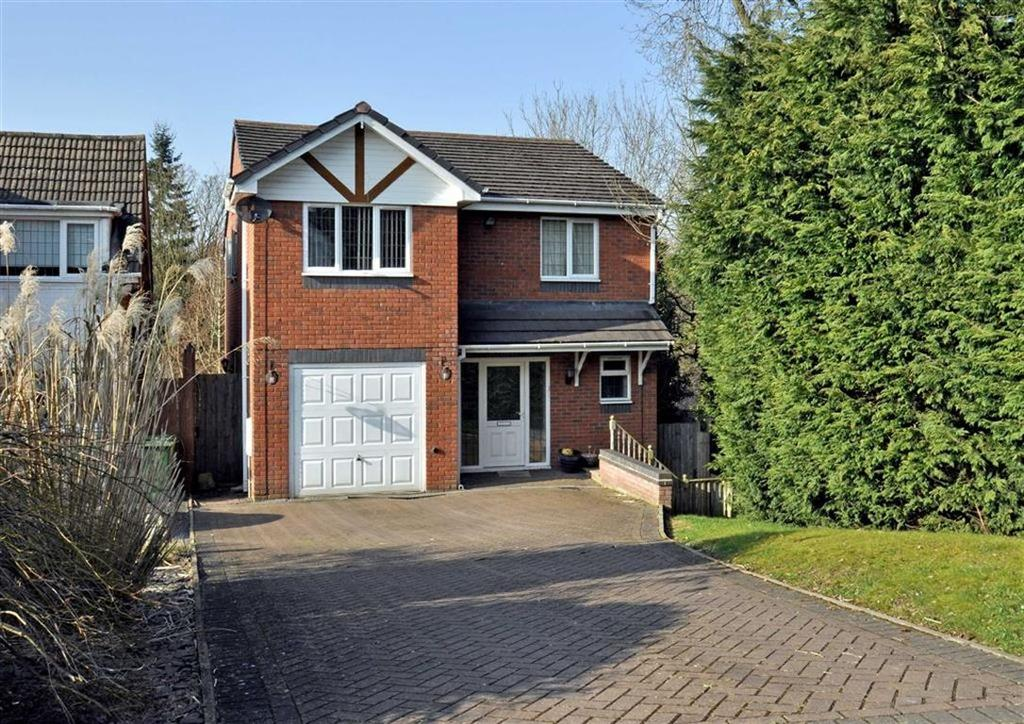 4 Bedrooms Detached House for sale in 33, Westhill, Finchfield, Wolverhampton, West Midlands, WV3
