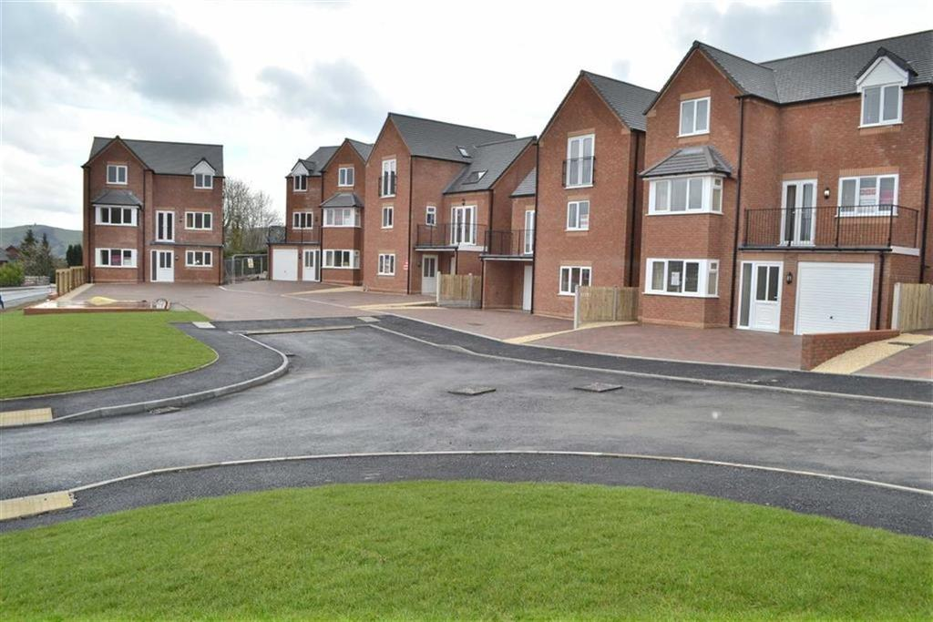 6 Bedrooms Detached House for sale in Plots 1 - 10 Brynmor Heights, Bryn Lane, Newtown, Powys, SY16