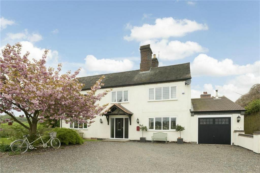 4 Bedrooms Detached House for sale in Leather Mills Lane, Hartshill, Nuneaton, Warwickshire