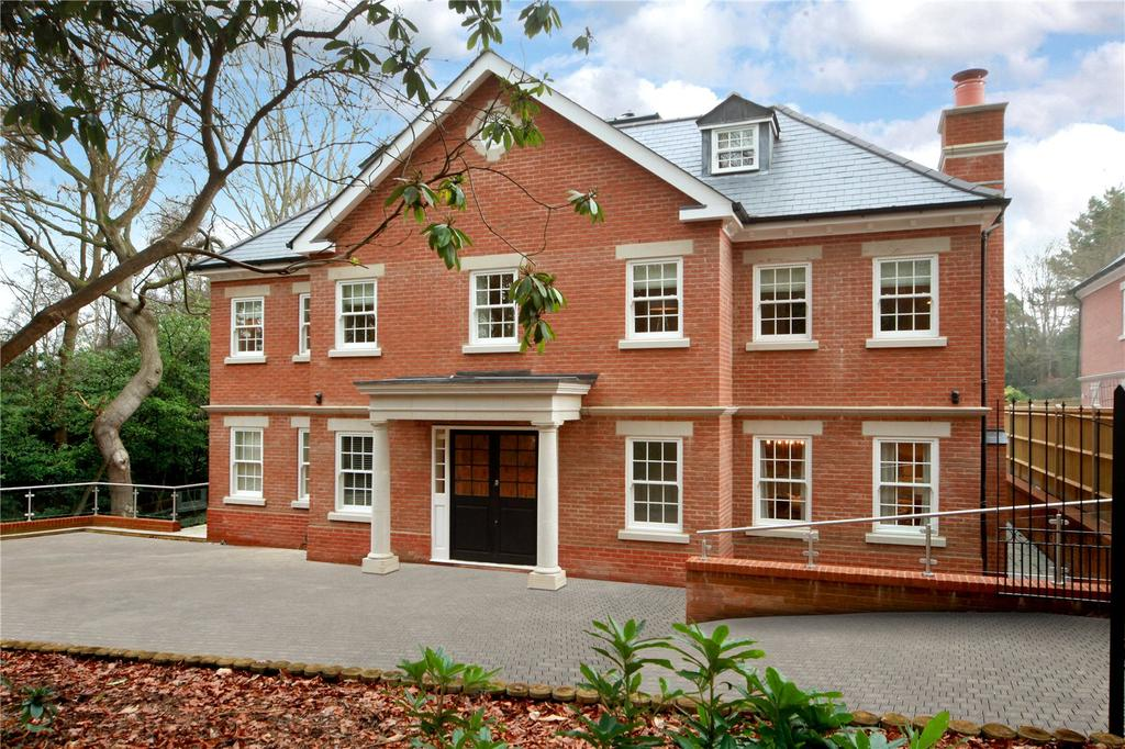 6 Bedrooms Detached House for sale in Kings Road, Ascot, Berkshire, SL5