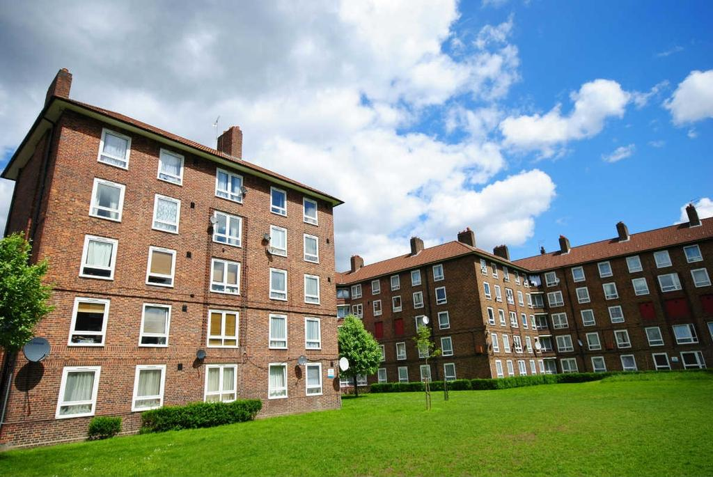 2 Bedrooms Flat for sale in Orb Street Walworth SE17
