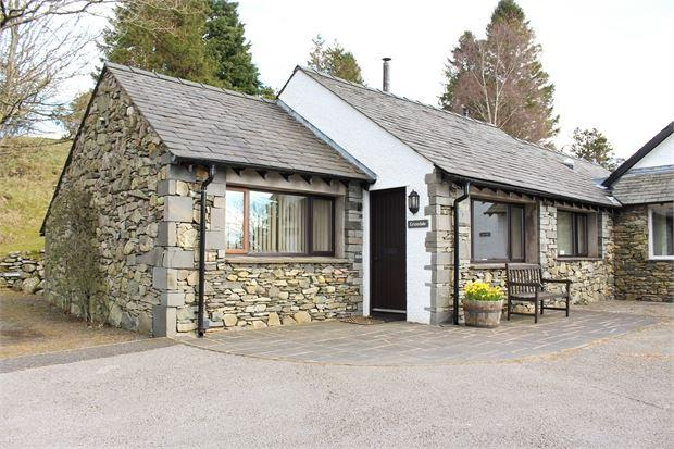 1 Bedroom Barn Conversion Character Property for sale in Bracken Fell, Outgate, Ambleside, LA22 0NH