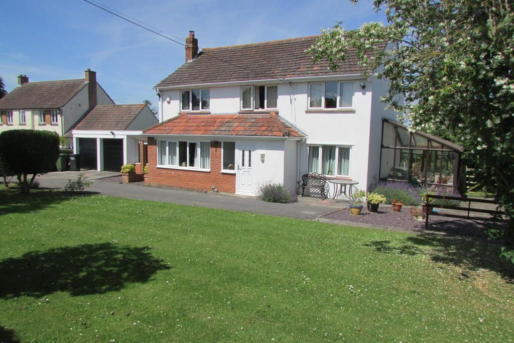 4 Bedrooms Detached House for sale in Broadway, Edington