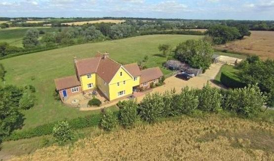 6 Bedrooms Equestrian Facility Character Property for sale in Hoxne, Nr Diss, Suffolk, IP21