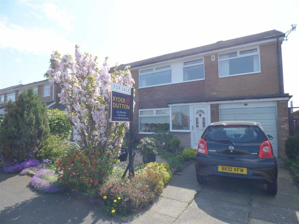 4 Bedrooms Semi Detached House for sale in Fold Green, Chadderton, OLDHAM, OL9