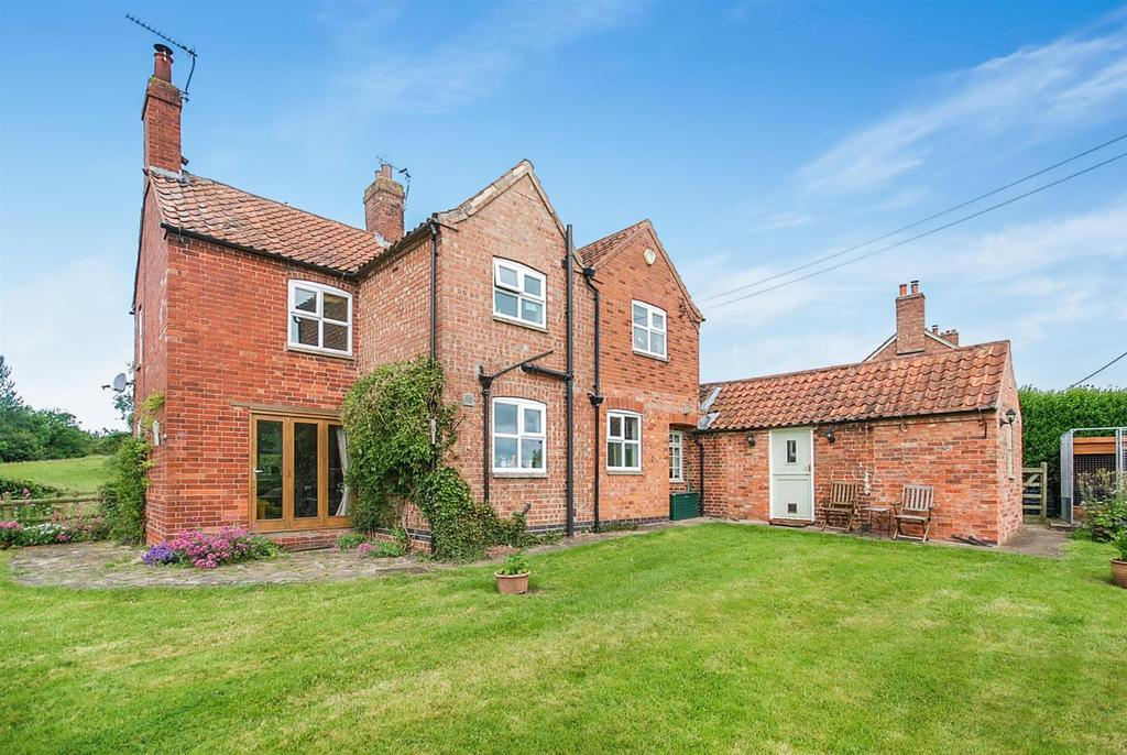 4 Bedrooms Detached House for sale in Water Lane, Eastwell, Melton Mowbray