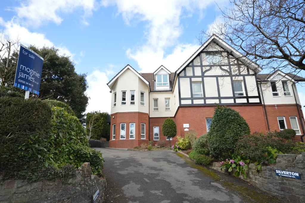 2 Bedrooms Apartment Flat for sale in Fairwater Road, Llandaff, Cardiff, CF5