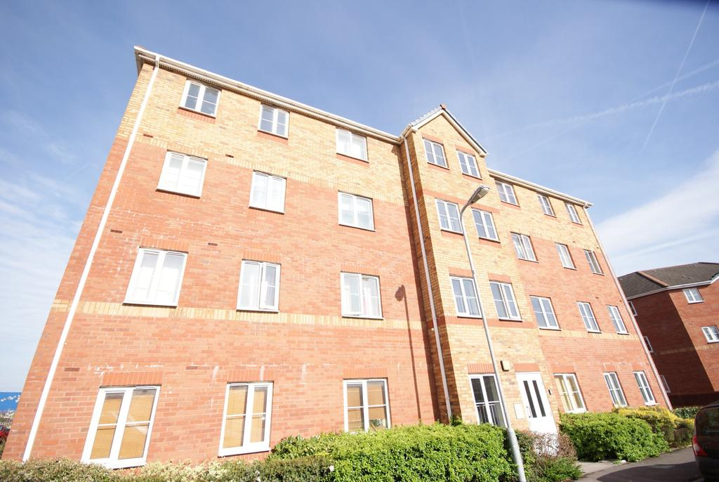 1 Bedroom Apartment Flat for sale in Cwrt Coles, Pengam Green, Cardiff, CF24