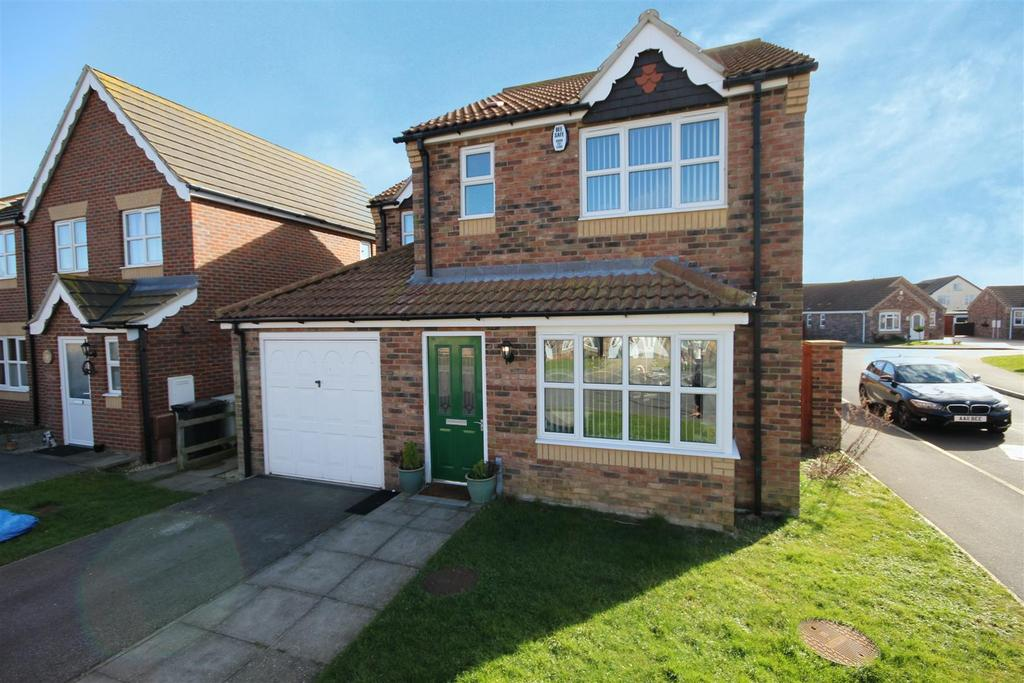 3 Bedrooms Detached House for sale in 39b Faldos Way, Mablethorpe