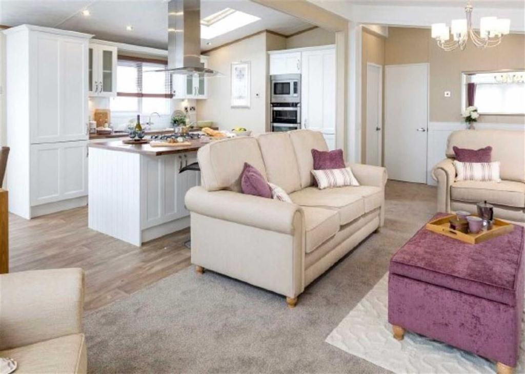 2 Bedrooms Park Home Mobile Home for sale in Yorkshire Dales Country And Leisure Park, Harmby Road, Leyburn, North Yorkshire