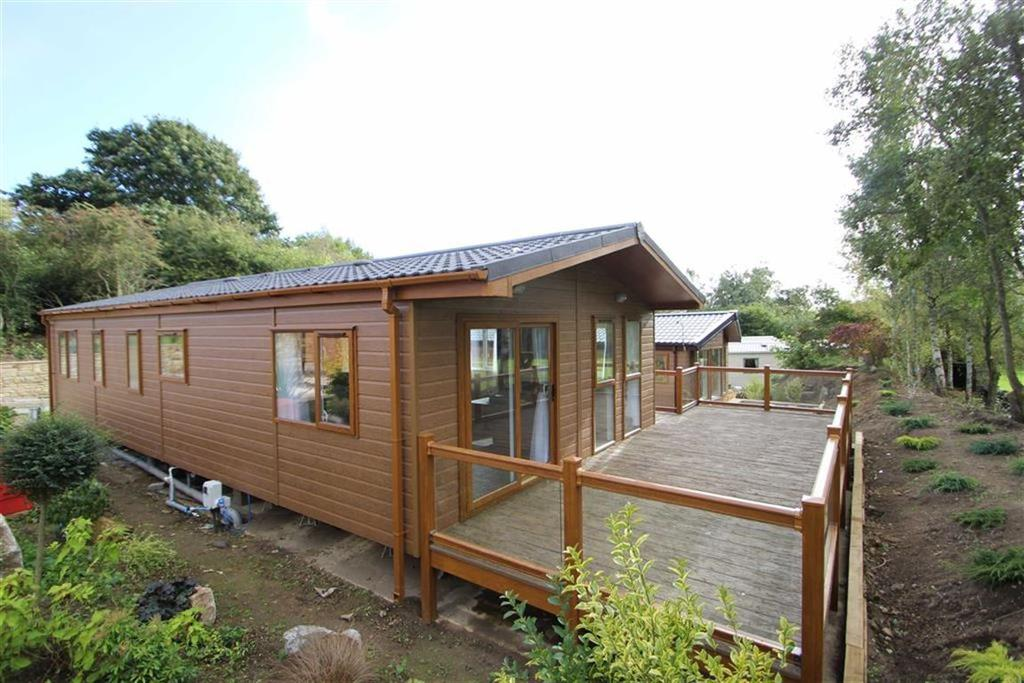 2 Bedrooms Park Home Mobile Home for sale in Yorkshire Dales Country And Leisure Park, Harmby, Leyburn, North Yorkshire