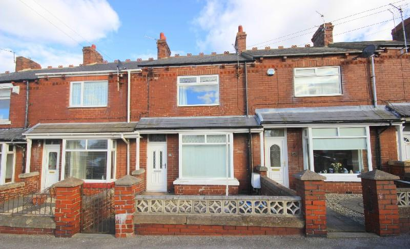 3 Bedrooms Terraced House for sale in Findon Hill Sacriston, Durham