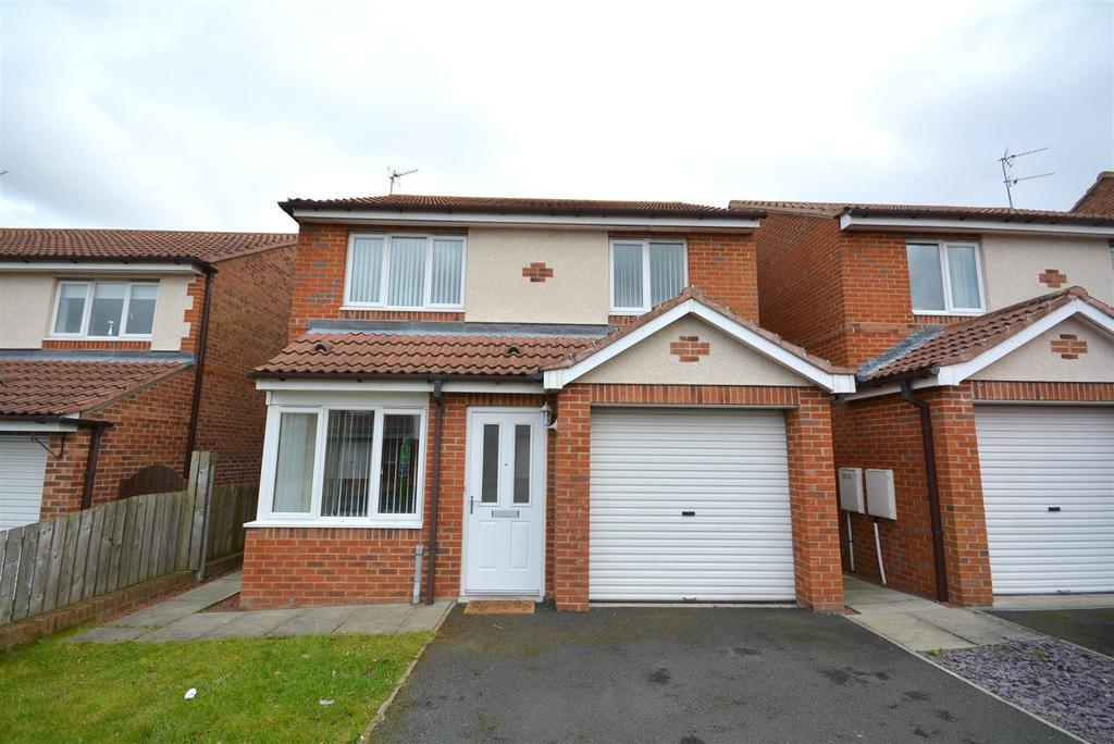 3 Bedrooms Detached House for sale in Sutherland Drive, The Broadway, Sunderland