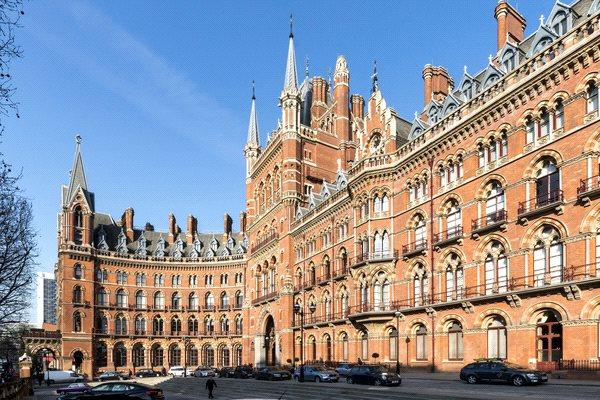 1 Bedroom Flat for sale in St. Pancras Chambers, Euston Road, Regent's Park, London, NW1