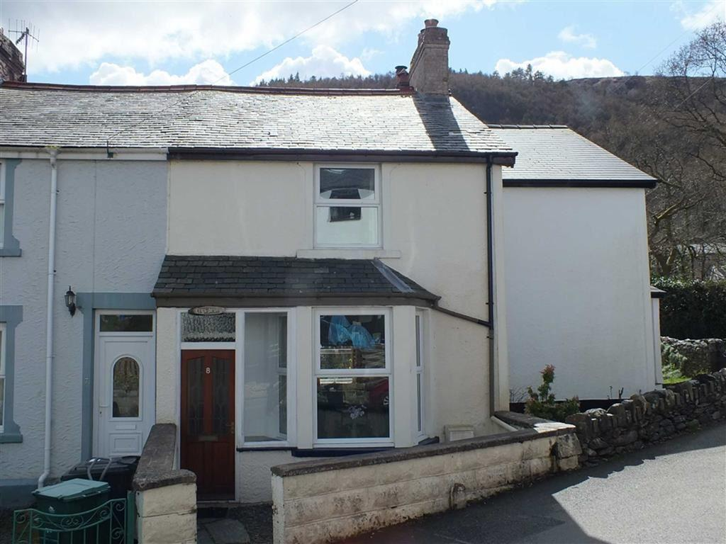 2 Bedrooms Cottage House for sale in Cowlyd Terrace, Trefriw