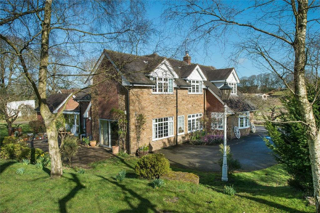 3 Bedrooms Country House Character Property for sale in The Hole Farm, Gibbett Bank, Buckeridge, Rock, Kidderminster, Worcestershire