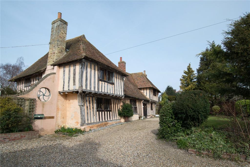 4 Bedrooms Detached House for sale in Lower Street, Eastry, Sandwich, Kent