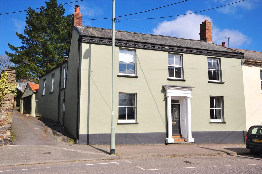 5 Bedrooms House for sale in East Street, South Molton, Devon, EX36