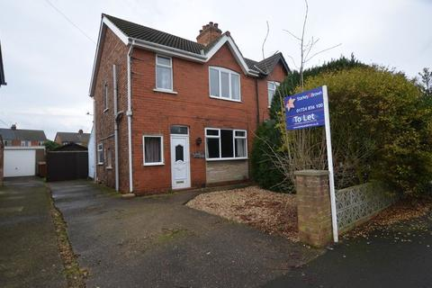 3 bedroom semi-detached house to rent - Glanville Avenue, Scunthorpe