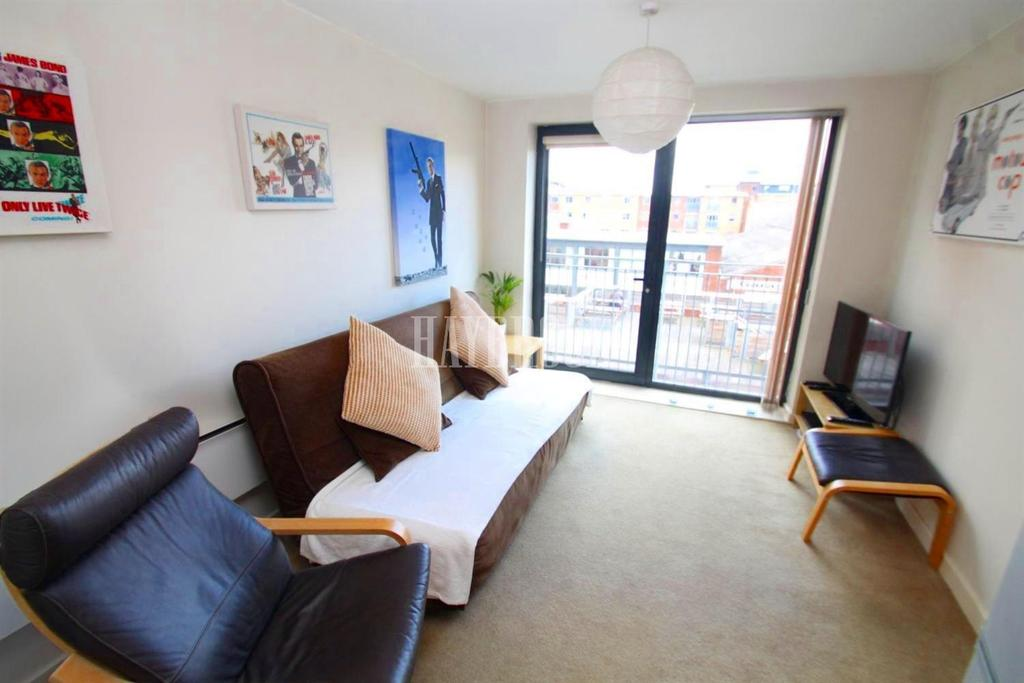 1 Bedroom Flat for sale in The Cube, City Centre