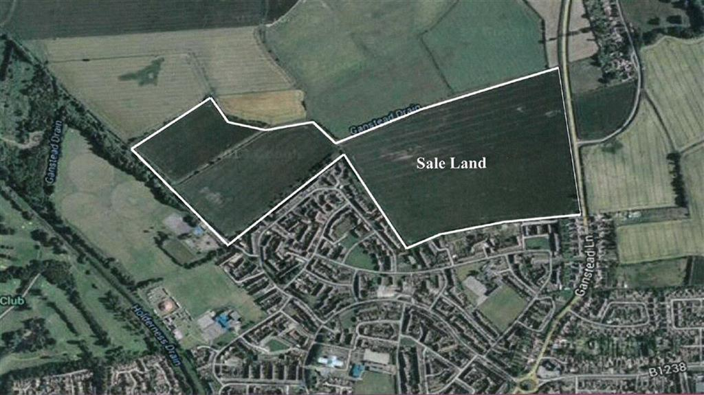 Land Commercial for sale in Ganstead, Hull, East Yorkshire