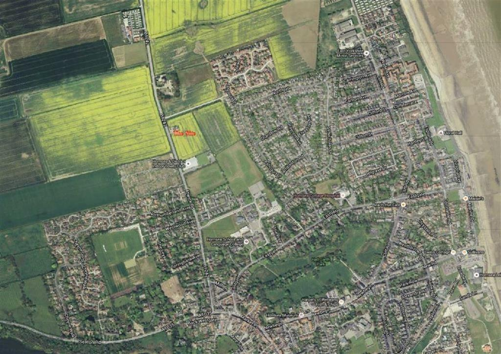 Land Commercial for sale in Atwick Road, Hornsea, East Yorkshire