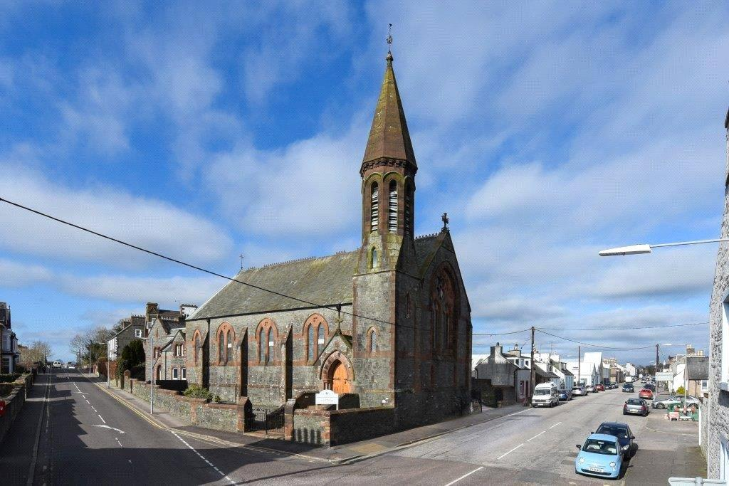 End Of Terrace House for sale in St Johns Venue, Abercromby Road, Castle Douglas, DG7