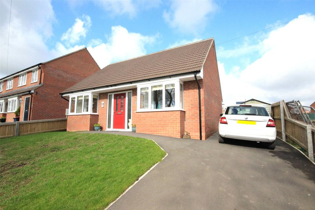 2 Bedrooms Detached Bungalow for sale in Orford Close, Brookenby, LN8