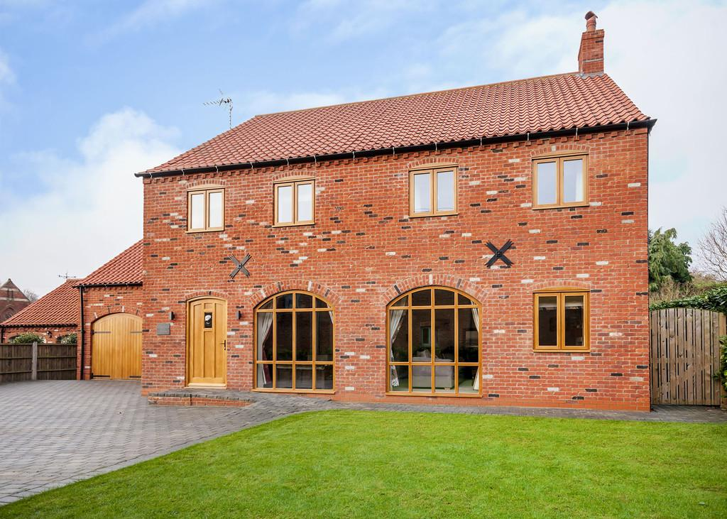 4 Bedrooms Detached House for sale in Cambs Lane, North Wheatley, Retford, Notts.
