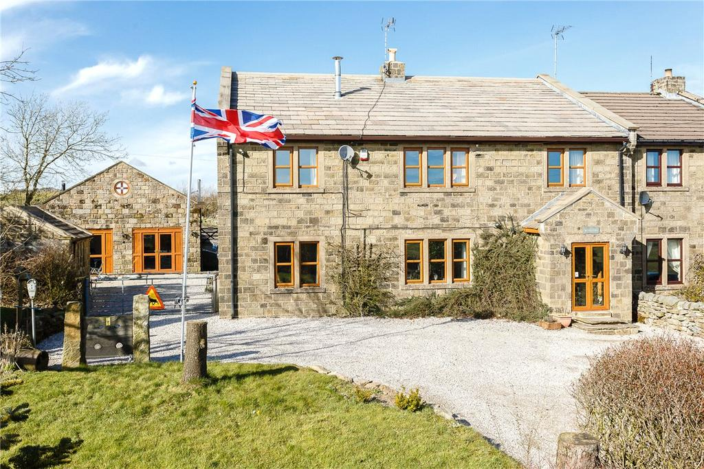 5 Bedrooms House for sale in Blencathra, Greenhow Hill, Near Pateley Bridge, North Yorkshire, HG3