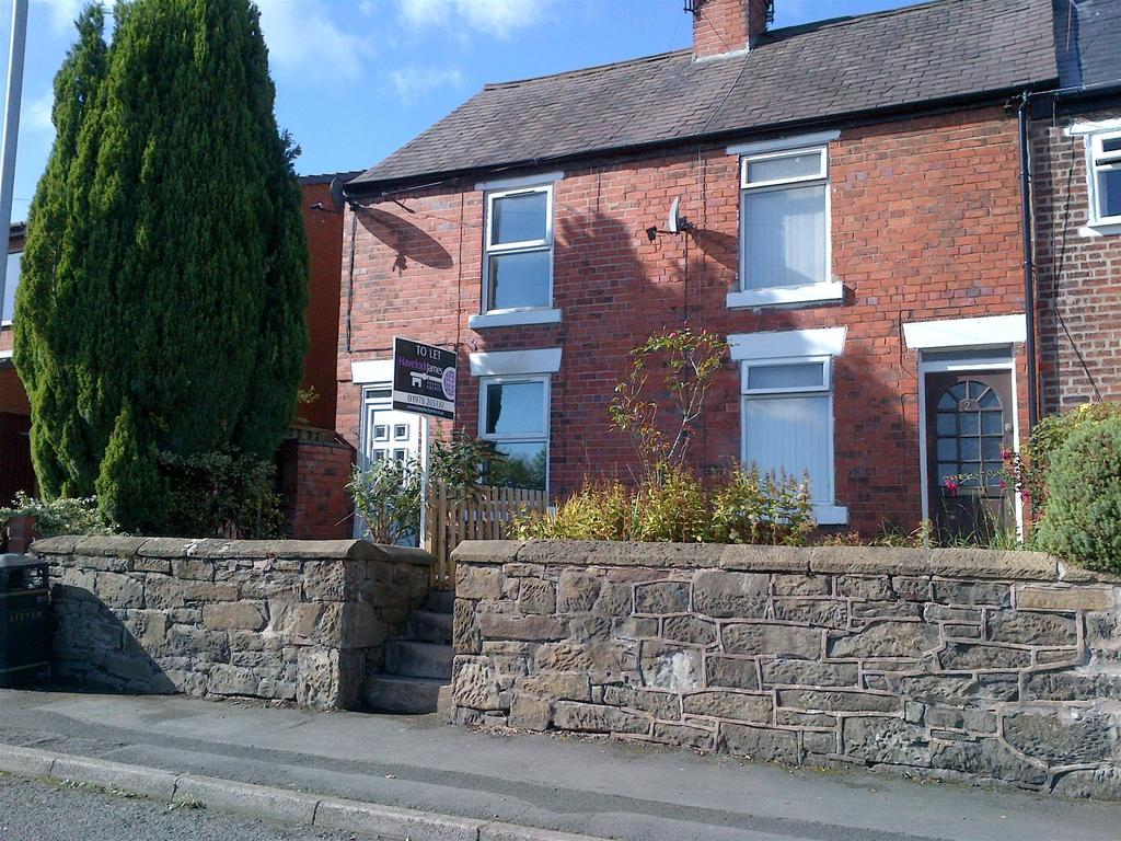 2 Bedrooms End Of Terrace House for rent in Greenfield Terrace, Mold Road, Gwersyllt, LL11 4AN