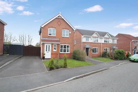 3 bedroom property for sale - Stocksgate, Norden, Rochdale, OL12 7LW