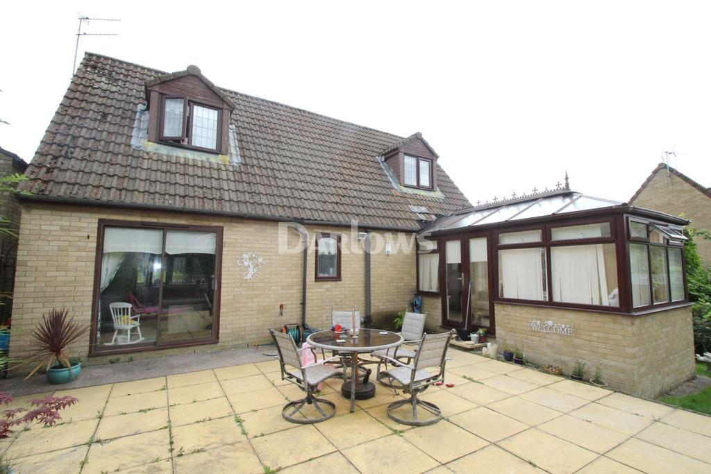 3 Bedrooms Detached House for sale in Heol Cwm Ifor, Caerphilly