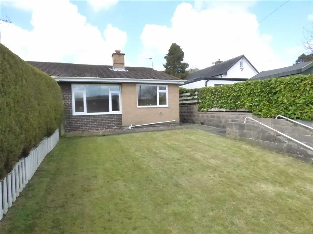 2 Bedrooms Semi Detached Bungalow for sale in 67, Huntley Lane, Cheadle