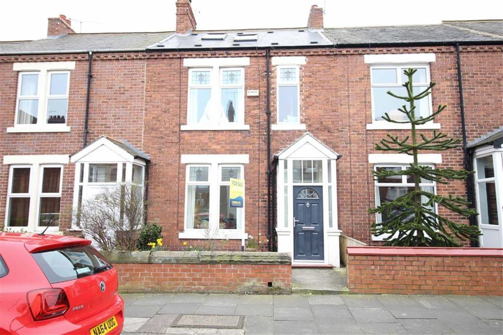 3 Bedrooms Terraced House for sale in Shipley Road, Tynemouth