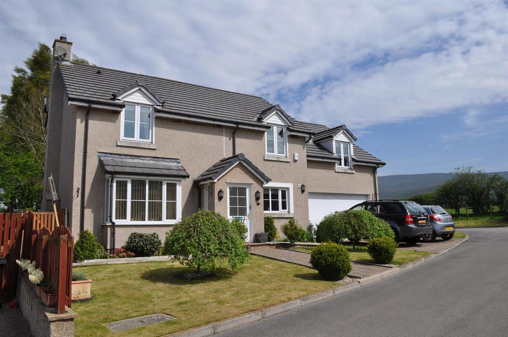 4 Bedrooms Detached House for sale in Currah Close, Ousby, Penrith