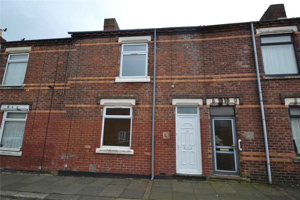 2 Bedrooms Terraced House for sale in Victoria Street, Shotton, Co.Durham, DH6