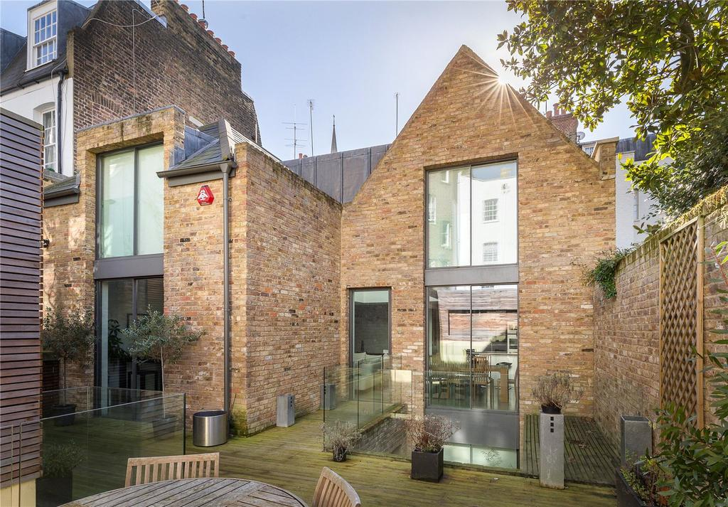 5 Bedrooms House for sale in Carmel Court, Holland Street, London