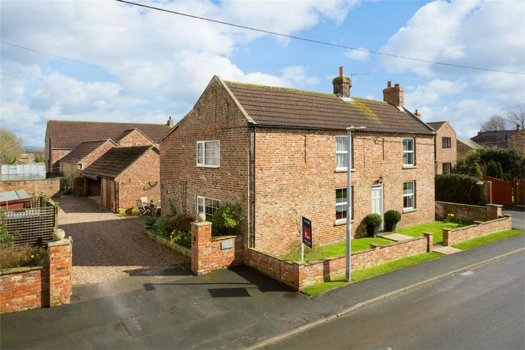 4 Bedrooms Detached House for sale in Marle Pit Farm, Main Street, Newton on Derwent, York
