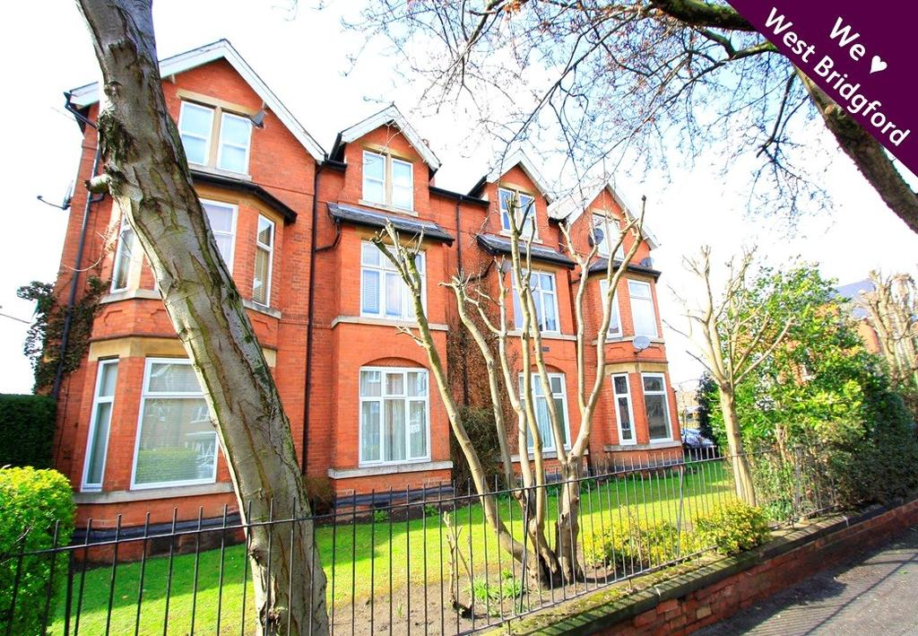 2 Bedrooms Flat for sale in Musters Road, West Bridgford, Nottingham, Nottinghamshire, NG2